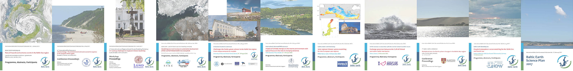 Baltic Earth - Publications Panorama
